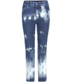 mytheresa.com - Faded Jeans » Stella McCartney - mytheresa - Luxury Fashion for Women / Designer clothing, shoes, bags