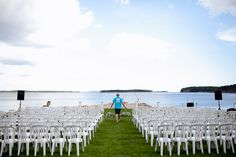 Seaside Ceremony - Layton Reid Photography