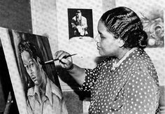 Harlem Renaissance artists | Vivian Schuyler Key: Artist of the Harlem ... | Harlem Renaissance