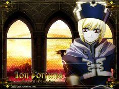 Ion Fortuna - Trinity Blood.