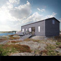 Knarrholmen Hus 10 / Strandkrabban, Södra Skärgården Knarrholmen, Göteborg - Fastighetsförmedlingen för dig som ska byta bostad