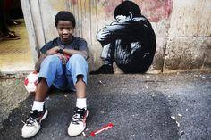 Street's art and God's art......