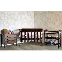 Baby Mod Ava Complete 5-Piece Nursery Set in Espresso - http://www.furniturendecor.com/baby-mod-ava-complete-5-piece-nursery-set-in/ - Related searches: Baby Products, Cribs, Cribs and Nursery Beds, Furniture, Nursery