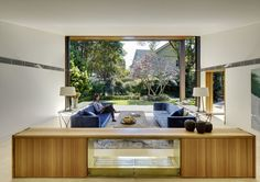 Woollahra Резиденция Tzannes Associates (6)