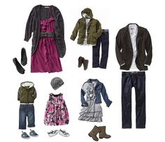 what to wear fall family photo session | What to wear guide | Fall Sessions | family photo colors