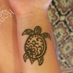 Image result for sea turtle henna tattoo