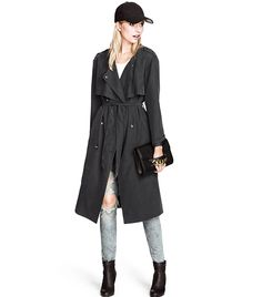 11 Fresh Ways To Wear Your Favorite Trench Coat Now via @WhoWhatWear