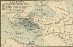 Pergamon  The Kingdom of Pergamon (colored olive) shown at its greatest extent in 188 BC.  Pergamon or Pergamum (Greek: Πέργαμος, modern day Bergama in Turkey, 39°7′N 27°11′E) was an ancient Greek city, in Mysia, northwestern Anatolia, 16 miles from the Aegean Sea, located on a promontory on the north side of the river Caicus (modern day Bakırçay), that became an important kingdom during the Hellenistic period, under the Attalid dynasty, 282-129 BC.