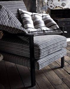 Keep calm!! Outdoor Sofa, Outdoor Furniture, Outdoor Decor, Ottoman, Upholstery, Calm, Textiles, Home Decor, Tapestries