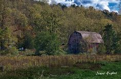 Old Barn. Finger Lakes, NY. Get professionally printed copies of any of my photos, and merchandise featuring my photos, at www.JHughesPhoto.smugmug.com