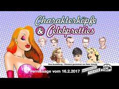 Film Clip zur Vernissage der Ausstellung im Modernen Theater Weinheim