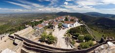 A small village in Alentejo, located on the top of a hill and surrounded by walls. Marvão is one of Portugal's most charming places that you have to visit!  Uma pequena vila alentejana, situada no topo de uma colina e rodeada por muralhas. Marvão é um dos lugares mais encantadores em Portugal que merece a sua visita!