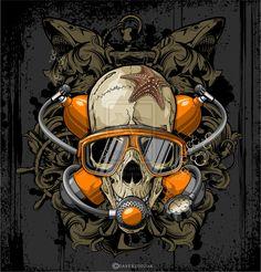 dead diver by Daver2002ua on deviantART