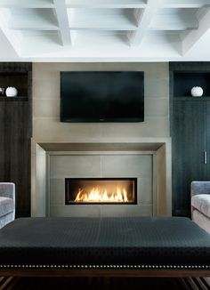 Modern Concrete - fireplaces, countertops, cladding, furniture | Toronto, Ontario