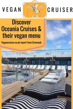 You may not know much about this cruise line but if you are vegan you need to check them out as Oceania Cruises vegan menu is the best one on the seas!