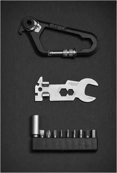 WOHO WOKit - Carabiner EDC Everyday Carry Gear Multi-Tool