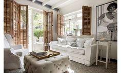 cozy living room design idea - Home and Garden Design
