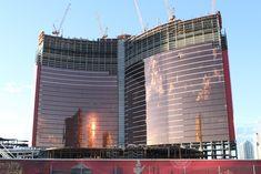 Resorts World update (Aug. Las Vegas Hotels, Marina Bay Sands, Resorts, Skyscraper, World, Building, Travel, Hotels In Las Vegas, Skyscrapers