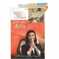 http://library.uakron.edu/record=b4775827~S24 Women's roles in Asia / Kathleen Nadeau and Sangita Rayamajhi