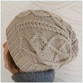 Ravelry: Dwarf's Wife hat pattern by Asja Janeczek free hat pattern