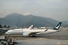 Volare Cathay Pacific - la mia esperienza