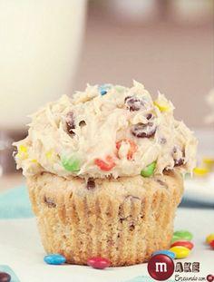 Cupcake de galleta