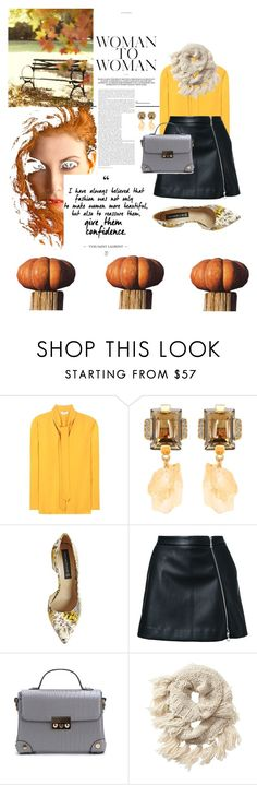 """Untitled #84"" by r-b-s ❤ liked on Polyvore featuring Edun, Marni, Steve Madden, Guild Prime, Athleta and Ann Taylor"