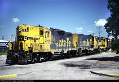RailPictures.Net Photo: ATSF 2908 Atchison, Topeka & Santa Fe (ATSF) EMD GP9 at Norman, Oklahoma by Charles Stookey