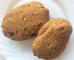 Rezept Mandelmilch-Müslibrötchen (Vegan) von Fenjala81 - Rezept der Kategorie Brot & Brötchen