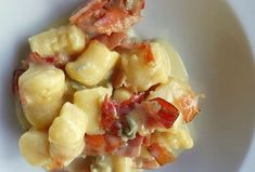 Gnocchi with Gorgonzola 5 ways