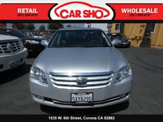 This 2007 Toyota Avalon Limited is listed on Carsforsale.com for $7,995 in Corona, CA. This vehicle includes Driver Air Bag,Passenger Air Bag,Front Side Air Bag,Front Head Air Bag,Rear Head Air Bag,Climate Control,Multi-Zone A/C,A/C,Security System,AM/FM Stereo,Cassette,CD Changer,CD Player,ABS,4-Wheel Disc Brakes,Cruise Control,Rear Defrost,Child Safety Locks,Front Wheel Drive,V6 Cylinder Engine,Gasoline Fuel,Daytime Running Lights,Keyless Entry,Power Door Locks,Heated Mirrors...