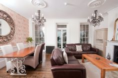 Hamiltons Boutique Accomodation, Southend on Sea showcasing their living area #HildenStyleAwards view their site here: http://hamiltonsboutiquehotel.co.uk/