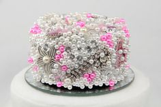 Hey, I found this really awesome Etsy listing at https://www.etsy.com/listing/101327108/vintage-brooch-wedding-cake-topper-in