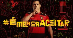 Ampla - Sport Clube Recife on Behance