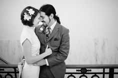 Our SF City Hall wedding