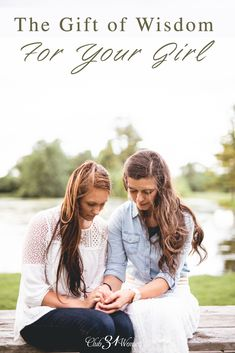 Did you know that your daughter needs your knowledge and experience? Whether she realizes it or not, your wisdom is a loving gift to her! via @Club31Women