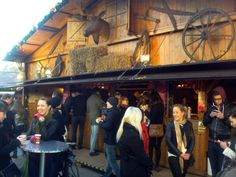London Southbank Christmas Market