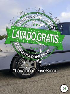 Porque no hace falta tener un cochazo para fardar si eres un buen conductor... #LávaloconDriveSmart