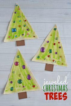 Jeweled Christmas Tr