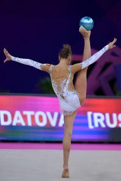 Alexandra SOLDATOVA (Russia) ~ Balle @ EC Budapest-Hyngary     Tamas Robert Morvai.