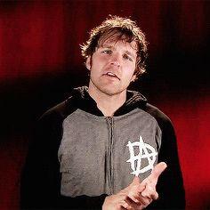 Dean in his hoodie 2/4