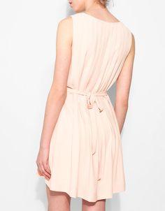 Renata Tuck Dress