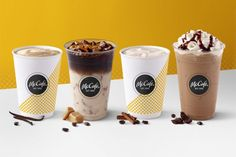 McDonald's Goes Head-to-Head With Starbucks Thanks to New McCafé Additions