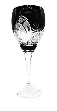 KARDAS CRYSTAL TM BOHEMIA LEADED CRYSTAL GLASS ROYAL Wine Glass Goblet 2 Pack Midnight Black *** Be sure to check out this awesome product. (This is an affiliate link and I receive a commission for the sales)