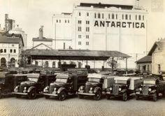 Uma das mais emblemáticas fábricas de São Paulo, a Antarctica Paulista
