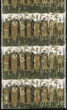 tibor reich - Google Search Vintage Fabrics, Fabric Design, Arrow Necklace, Art Drawings, Textiles, Retro, Gallery, Pattern, Color