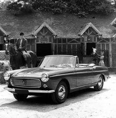 Peugeot 404 Cabriolet (1961)