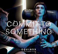 Cancer survivor Samantha Paige stars in the latest Equinox campaign. (Photo: Equinox/Steven Klein)