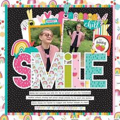 Cheer Eat Sleep Go Team 2 Page Scrapbooking Layout Kit or Premade Scrapbooking Pages