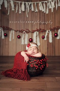 .love the subtle holiday feeling, perfect for a dec baby